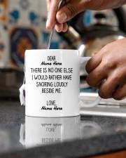 PERSONALIZED MUG: Sweetest Gift For Her - Him Mug ceramic-mug-lifestyle-60