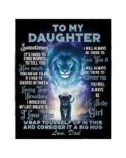 To my daughter - my baby girl  Quilt tile