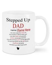 PERSONALIZED MUG: Gift For Boss Mug front