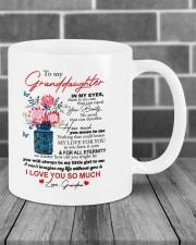 PERSONALIZED MUG: To my granddaughter Mug ceramic-mug-lifestyle-03