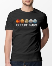 Occupy Mars Classic T-Shirt lifestyle-mens-crewneck-front-13