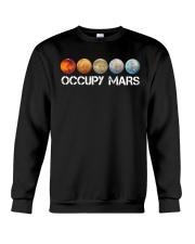 Occupy Mars Crewneck Sweatshirt thumbnail