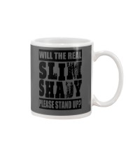 WILL THE REAL SLIM SHADY PLEASE STAND UP Mug thumbnail