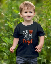 YOU HAD ME AT TARGET  Youth T-Shirt lifestyle-youth-tshirt-front-3