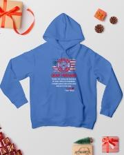 Firefighter Dear Husband Mug Hooded Sweatshirt lifestyle-holiday-hoodie-front-2
