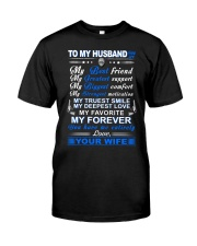 Police My Husband Have Me Entirely Mug Classic T-Shirt thumbnail