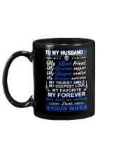 Police My Husband Have Me Entirely Mug Mug back