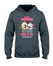 Unicorn Give It Up Mug Hooded Sweatshirt front