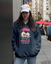 Unicorn Give It Up Mug Hooded Sweatshirt lifestyle-unisex-hoodie-front-5