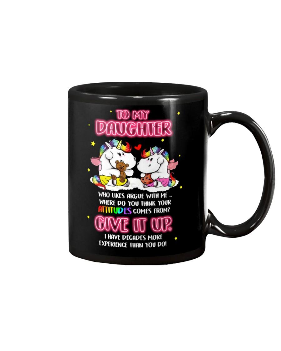 Unicorn Give It Up Mug Mug