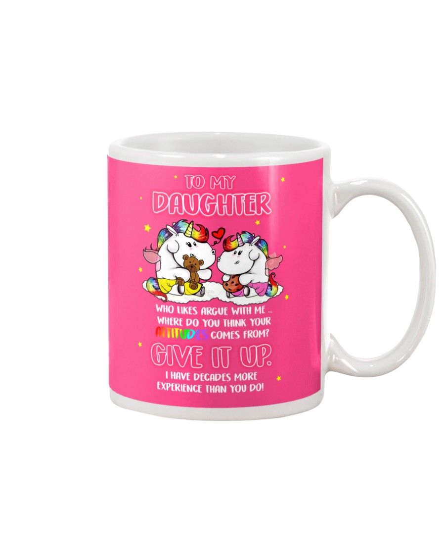 Unicorn Give It Up Mug Mug