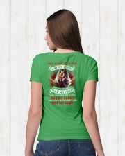 You know my name not my story  Ladies T-Shirt thumbnail