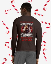 You know my name not my story  Long Sleeve Tee lifestyle-holiday-longsleeves-back-1