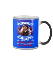 You know my name not my story  Color Changing Mug color-changing-right