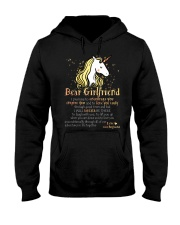Unicorn Encourage Inspire Mug Hooded Sweatshirt thumbnail