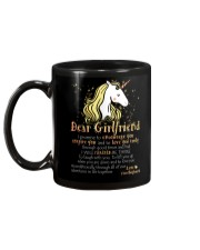Unicorn Encourage Inspire Mug Mug back