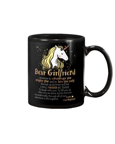 Unicorn Encourage Inspire Mug