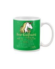 Unicorn Encourage Inspire Mug Mug front