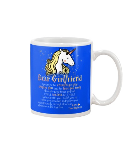 Unicorn Encourage Inspire Mug