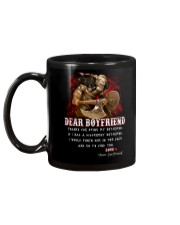 Viking Dear Boyfriend Mug Mug back