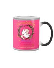 Unicorn Smartass Girlfriend Mug Color Changing Mug color-changing-right