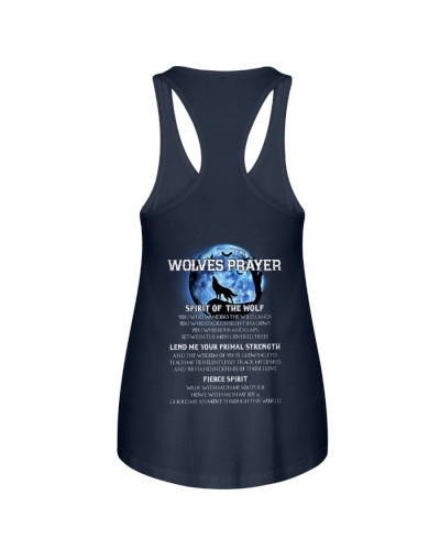 Vikings Wolves Prayer With Blue Moon Shirt