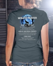 Vikings Wolves Prayer With Blue Moon Shirt Ladies T-Shirt lifestyle-women-crewneck-back-3