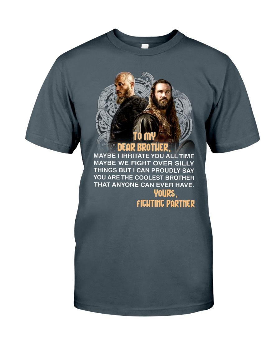 Viking Dear Brother Mug Classic T-Shirt