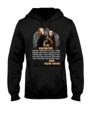Viking Dear Brother Mug Hooded Sweatshirt thumbnail
