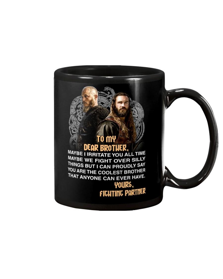 Viking Dear Brother Mug Mug showcase