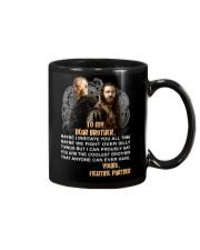 Viking Dear Brother Mug Mug thumbnail