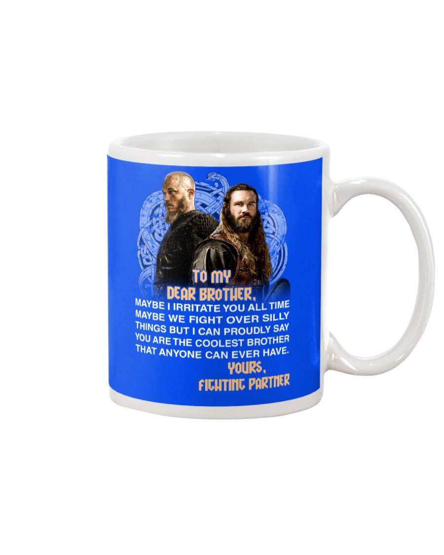 Viking Dear Brother Mug Mug