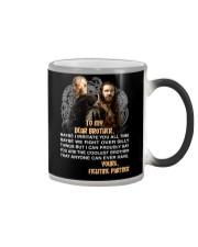 Viking Dear Brother Mug Color Changing Mug thumbnail