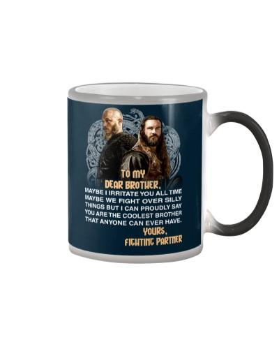 Viking Dear Brother Mug