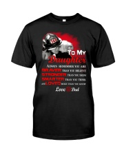 Firefighter To my Daughter Classic T-Shirt thumbnail