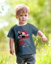Firefighter To my Daughter Youth T-Shirt lifestyle-youth-tshirt-front-5