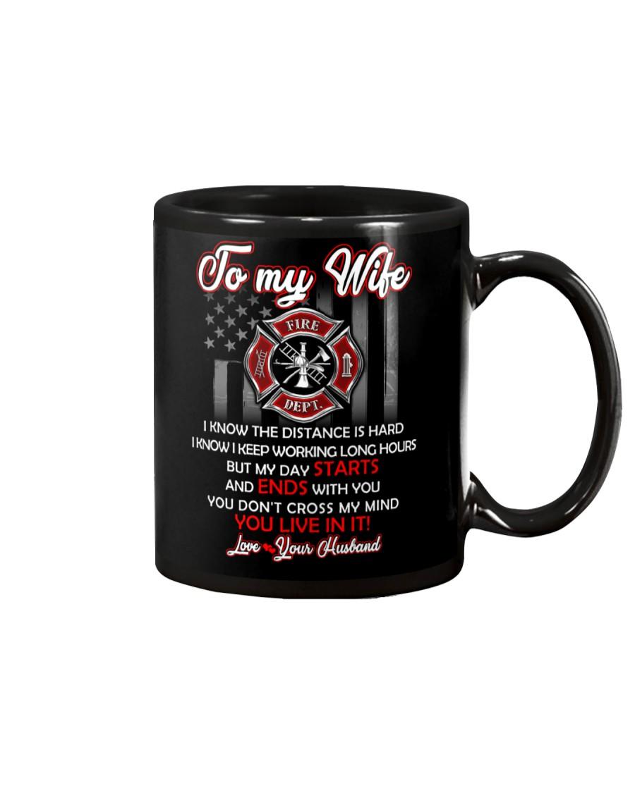To my  wife mug Mug