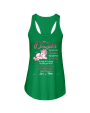 Unicorn I Will Love You Forever Mug Ladies Flowy Tank front