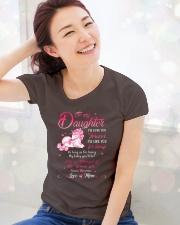Unicorn I Will Love You Forever Mug Ladies T-Shirt lifestyle-holiday-womenscrewneck-front-1