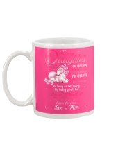 Unicorn I Will Love You Forever Mug Mug back
