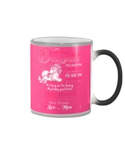 Unicorn I Will Love You Forever Mug Color Changing Mug color-changing-right
