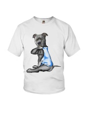 I Love Dad Youth T-Shirt thumbnail