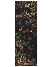 Yoga Mat butterfly Yoga Mat 24x70 (vertical) front