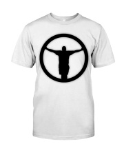 The Outlet - Black and White Collection Premium Fit Mens Tee thumbnail