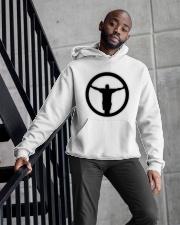 The Outlet - Original Hoodie Hooded Sweatshirt apparel-hooded-sweatshirt-lifestyle-front-10