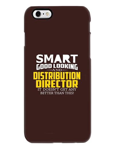 Smart good looking DISTRIBUTION DIRECTOR better
