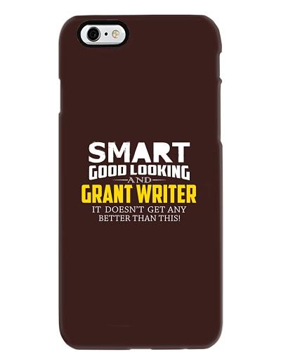 Smart good looking GRANT WRITER better