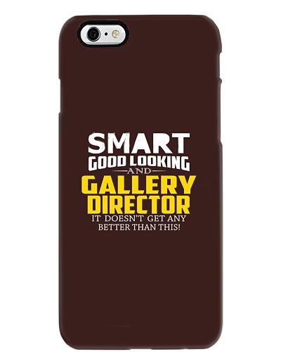 Smart good looking GALLERY DIRECTOR better