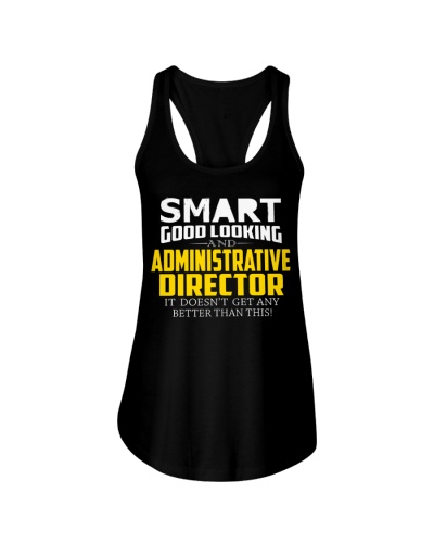 Smart looking ADMINISTRATIVE DIRECTOR better