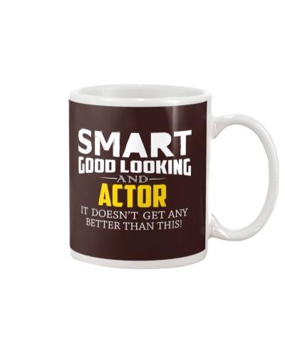Smart looking ACTOR better